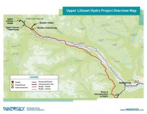 Upper Lillooet Hydro Project :: Project